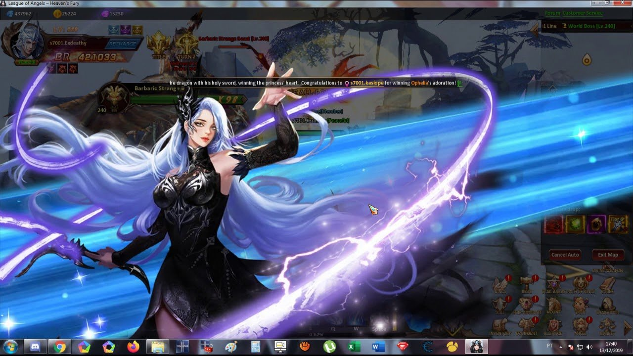 League Of Angels 3 Download