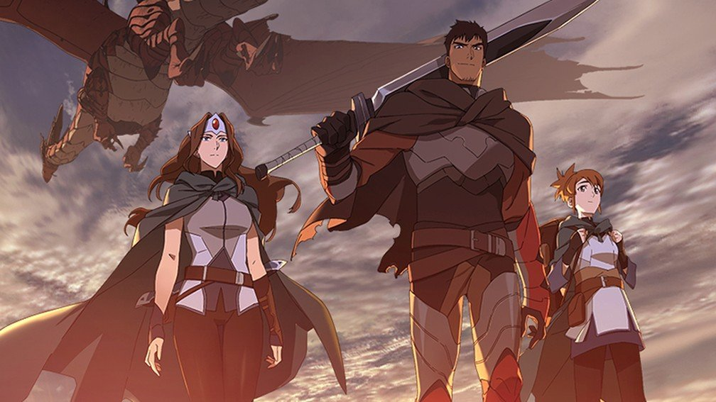 Anime: Dota Dragon's Blood ganha novo trailer